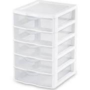 Sterilite 5 Drawer Storage Unit - $7.65