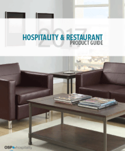 Hospitality and Restaurant guide