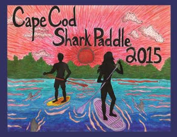Cape Cod Shark Paddle 2015