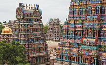 South India Tour, Tirupati Balaji Darshan, Meenakshi Devi Temple Madurai, Kanyakumari Temple tour, Rameshwaram Tour, Kerala Houseboat