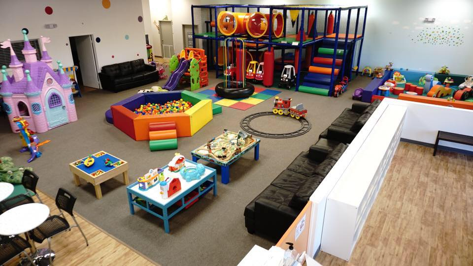 Fidgets Indoor Playground & Party Place