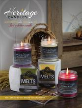 Heritage Candles Jar Candles Wax Melts