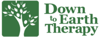 down to earth therapy logo