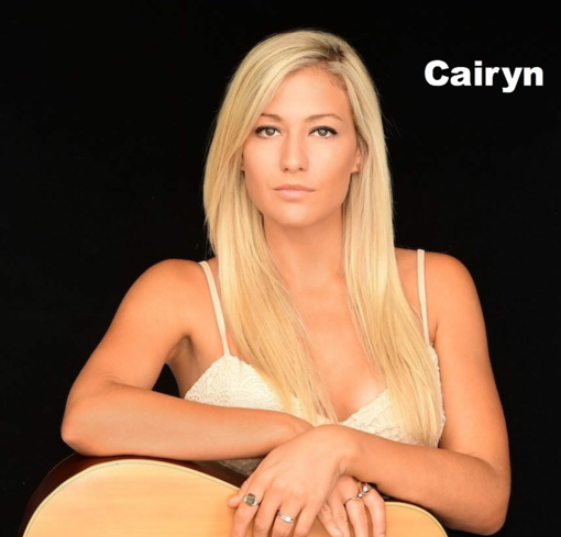 Cairyn Jay, lead vocals Caramel Sessions
