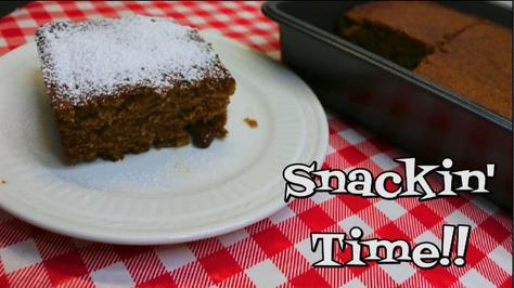 Applesauce Snack Cake Recipe, Noreen's Kitchen