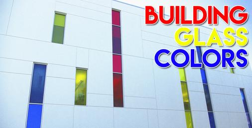 Solar Graphics Building Glass Color Architectural Glass picture image