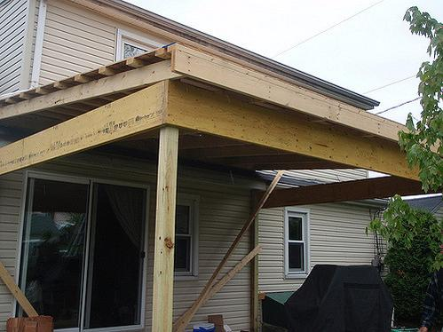 Back Porch Roof Installer Back porch roof construction services in Edinburg McAllen TX | Handyman Services of McAllen