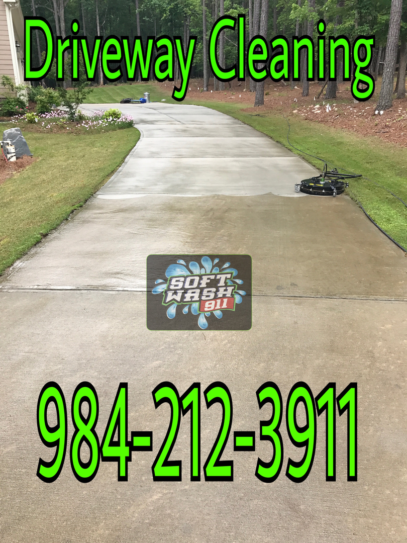 Soft Wash 911 - Our Soft Washing Services