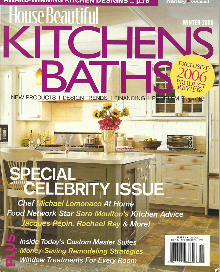 Beautiful Kitchens Magazine Recognitions