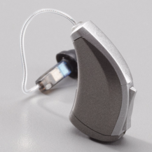 RIC or Open-Fit Hearing Aid
