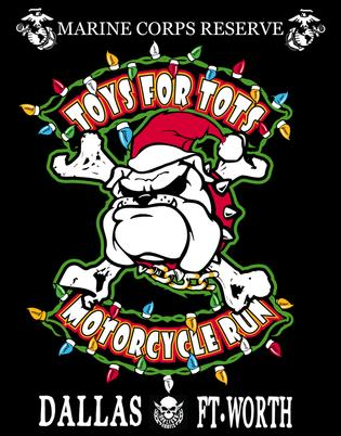 Toys For Tots Run 118