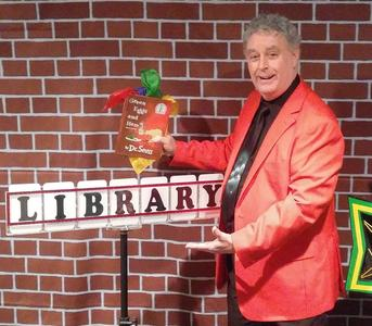 Magic with a message. Great interactive magic shows for your children.