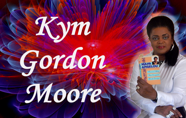 Kym Gordon Moore, Poet, Brand Marketing, Communications