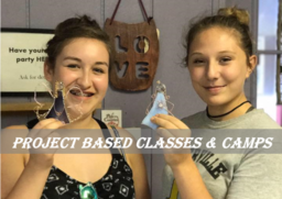 UTH Project Based Classes and Events Scheudle