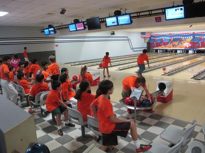 Spring Camp - Bowling