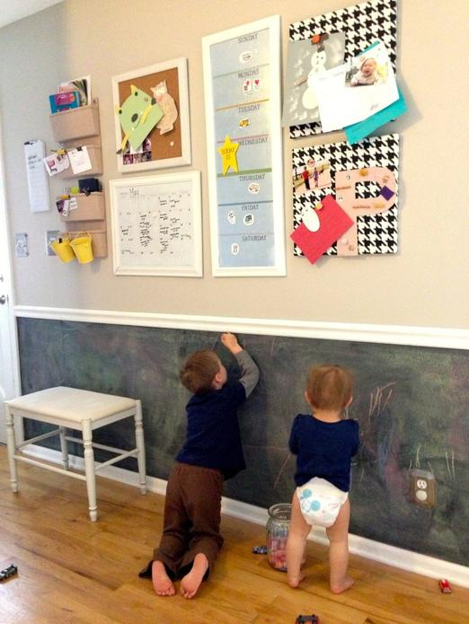 Chalk Board Installation Services and Cost| Lincoln Handyman Services