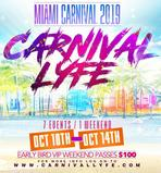 Miami Events; Miami Carnival; Pool Party; Miami Concert; Live Music; Live Party