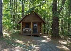 picture of cabin