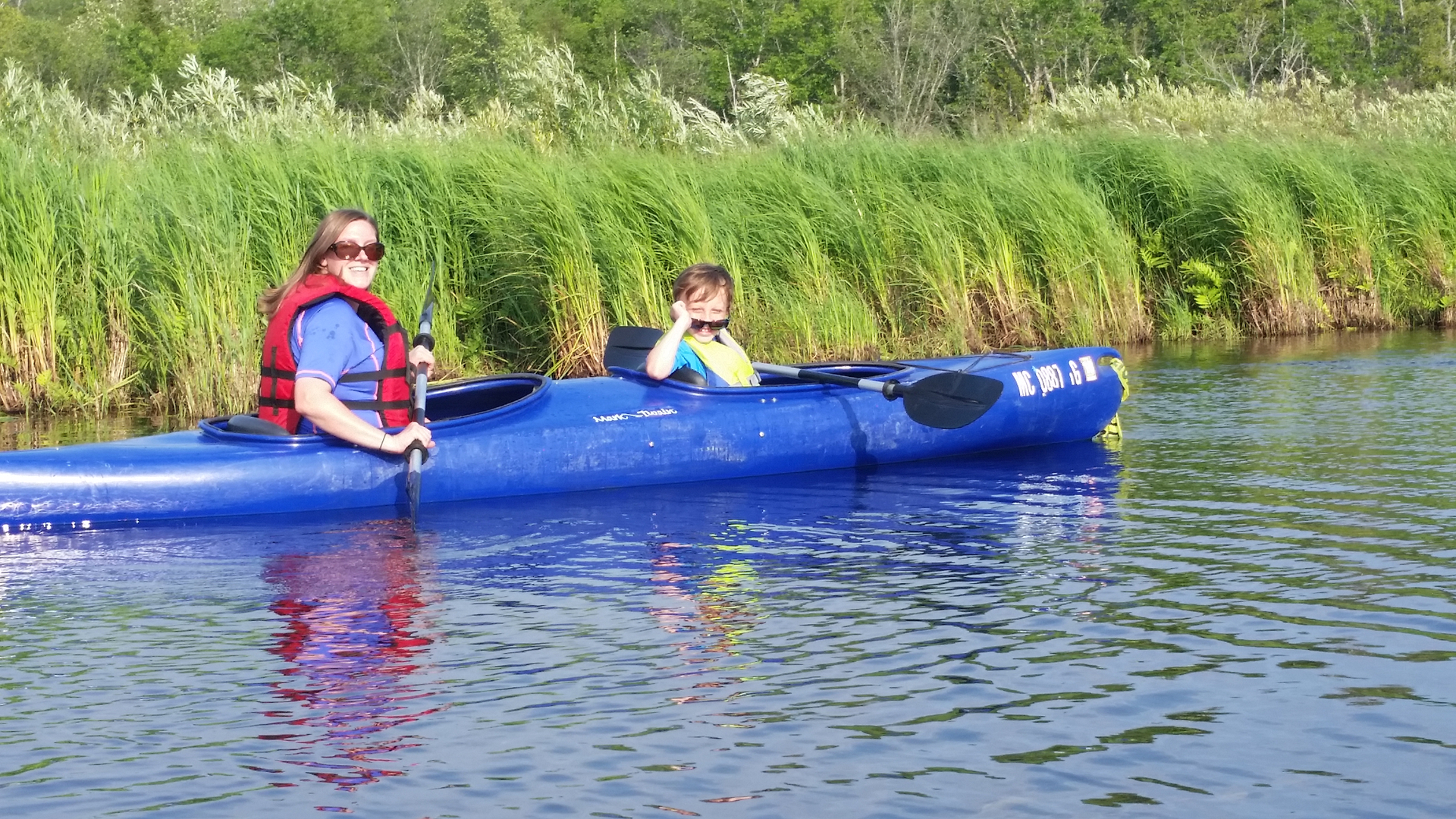 Tahquamenon River Canoe & Kayak Trips, Michigan's Upper