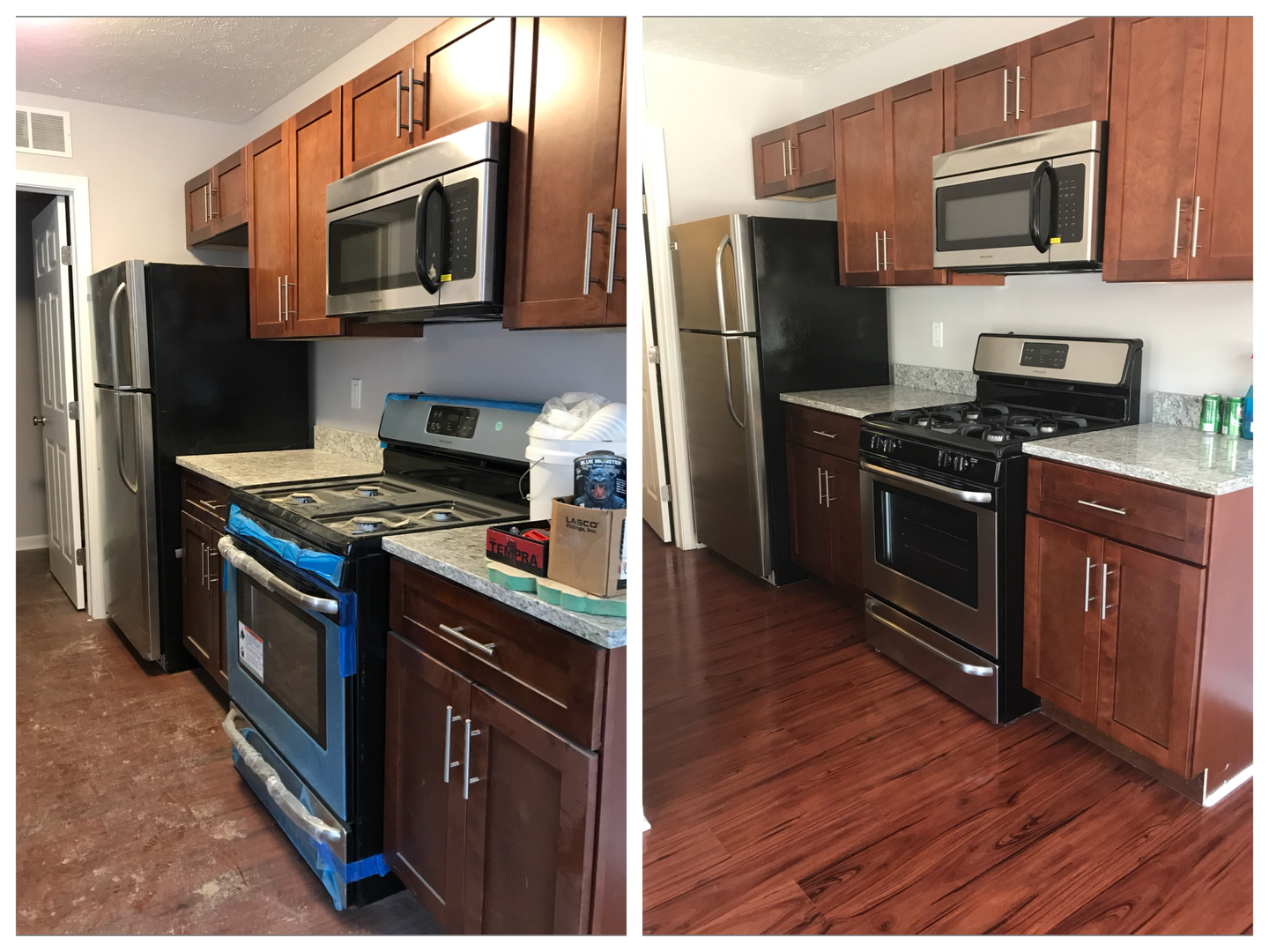Cleaning service photo and video gallery   Before and After cleaning