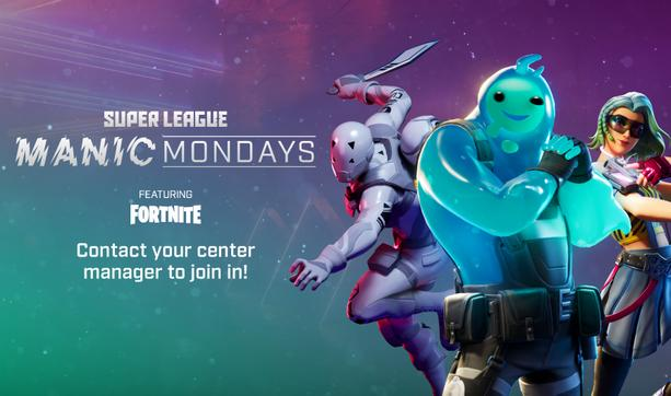 FORTNITE Super League Weekend Showdown information