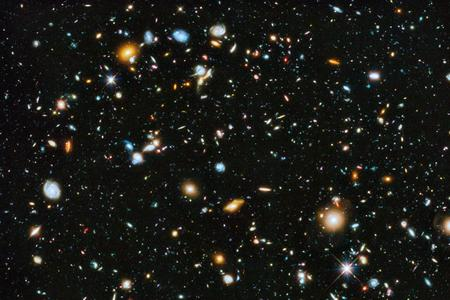 Untold stories, 100 billion galaxies in observable universe