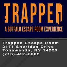 Trapped A Buffalo Escape Room Experience
