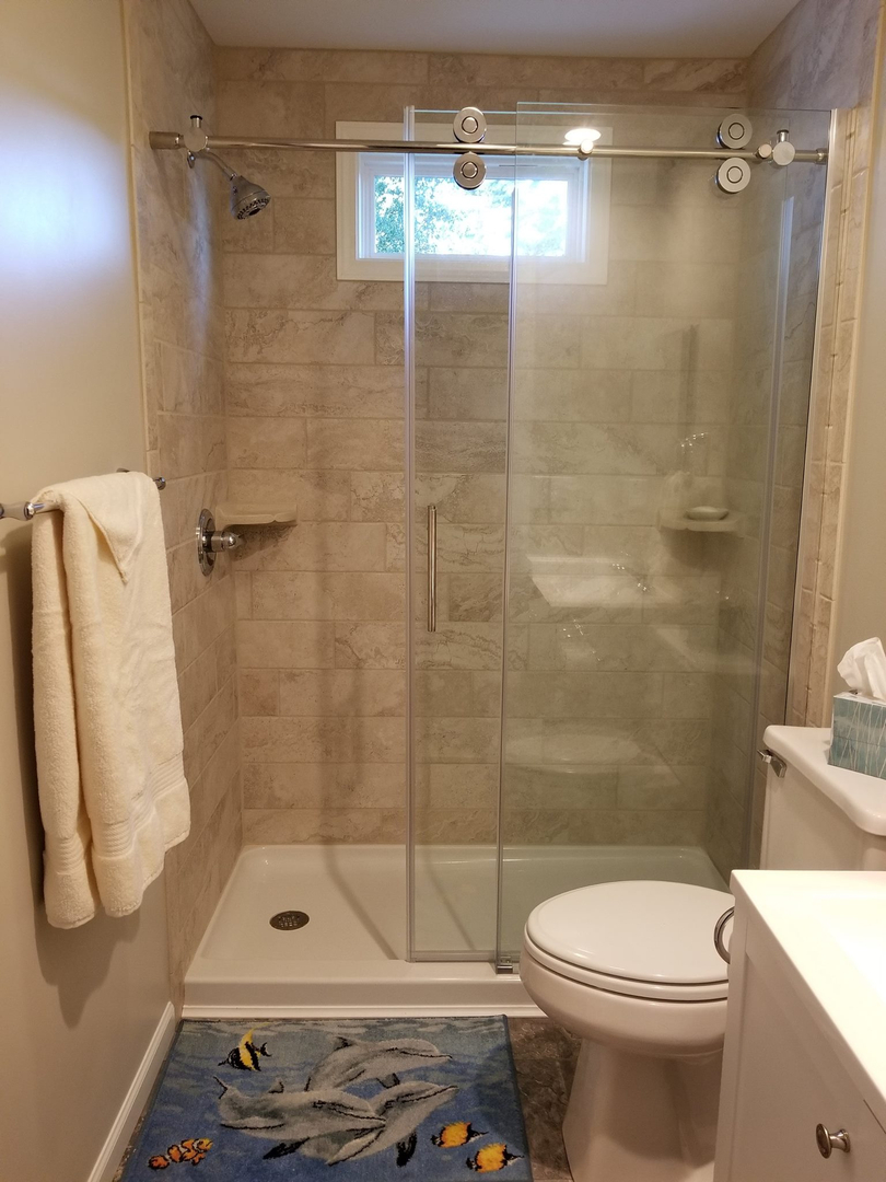 Tidewater Pro Build - Bathroom remodeling suffolk va