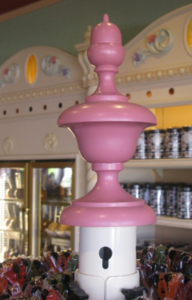 Custom wood finials