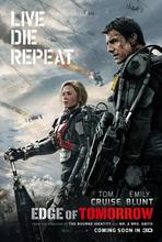 edge of tomorrow tom cruise emily blunt bill paxton died The smokey shelter movie review podcast