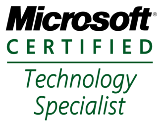 Microsoft Certified Technology Specialist - Gary Hoke - Raleigh, NC