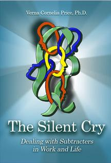 The Silent Cry - The Blue Book that has helped change lives, you can purchase from Dr. Verna's Shop
