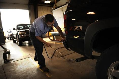 EMISSION TESTING SERVICES OMAHA SMOG CHECK ENGINE REPAIR