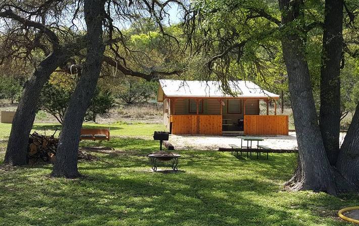 Frio River Getaway Cabins Overnight Lodging