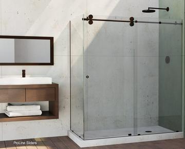 alumax shower doors