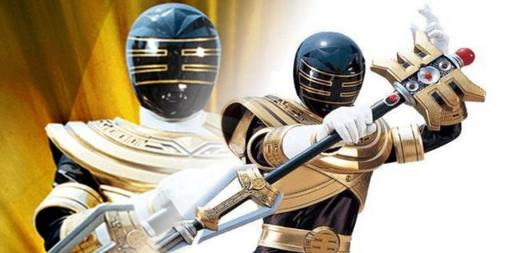 Geekpin Entertainment, Gold Ranger, Gold Zeo Ranger