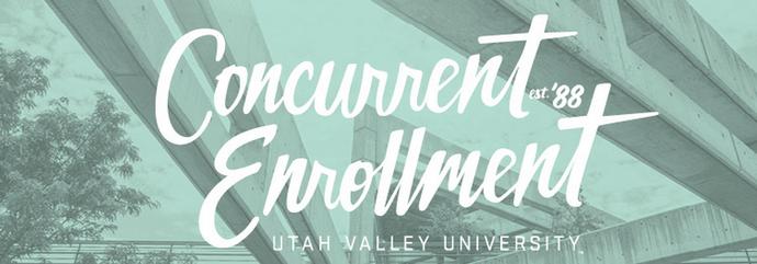 Uvu Academic Calendar.Concurrent Enrollment