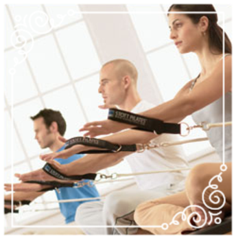 Men and women with Stott Pilates