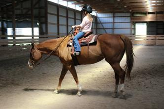 Triple M Stable, Council Bluffs, IA- Advanced Riding Lessons