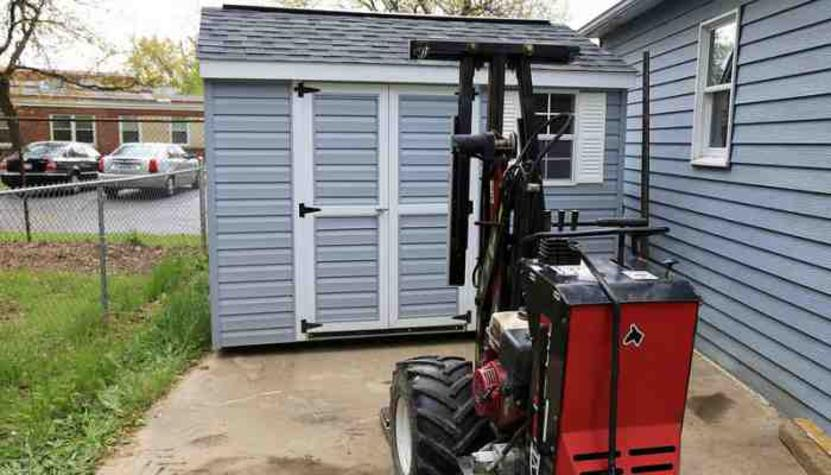 Shed Moving Services in Omaha NE | 724 Towing Services Omaha