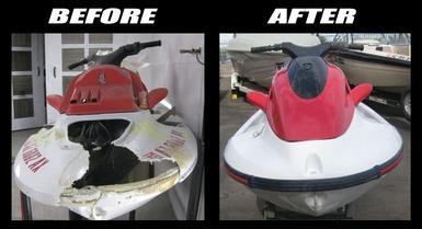 Jet Ski Service, Repair, Rentals & Fiberglass Orange County