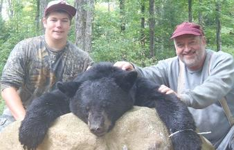Wisconsin Bear Hunting
