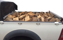 Firewood delivered Bristol