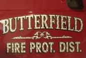 Butterfield fire