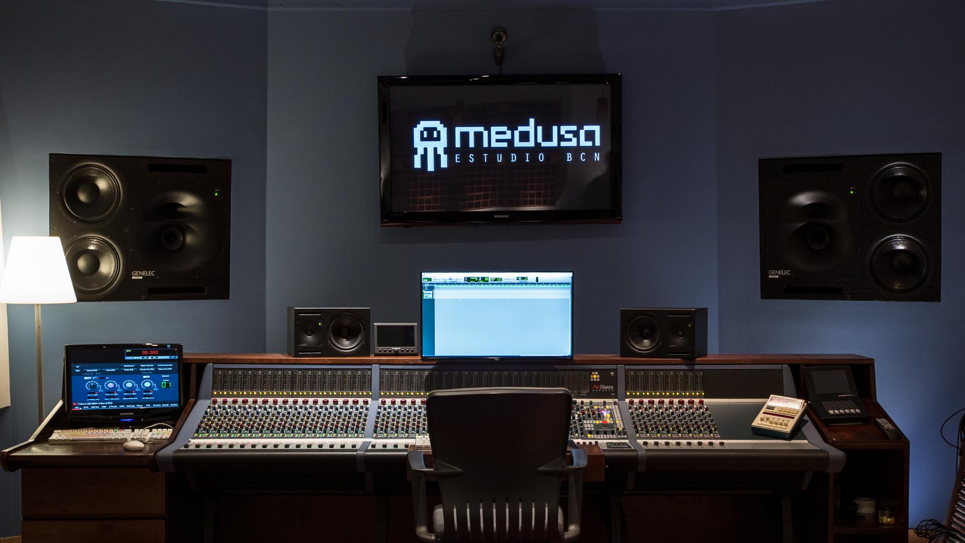 Medusa Estudio Barcelona