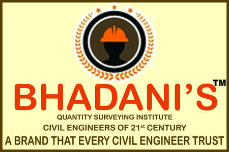 bhadani quantity survey training institute kolkata delhi ghazaibad
