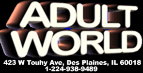 Adult World Home page