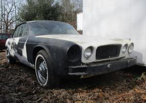 1975 Jaguar XJ6C project