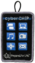 Boy Scouts of America Cyber Chip
