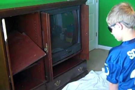 Entertainment Center Removal & Moving Junk Tv Stand Entertainment Center Hauling | LNK Junk Removal